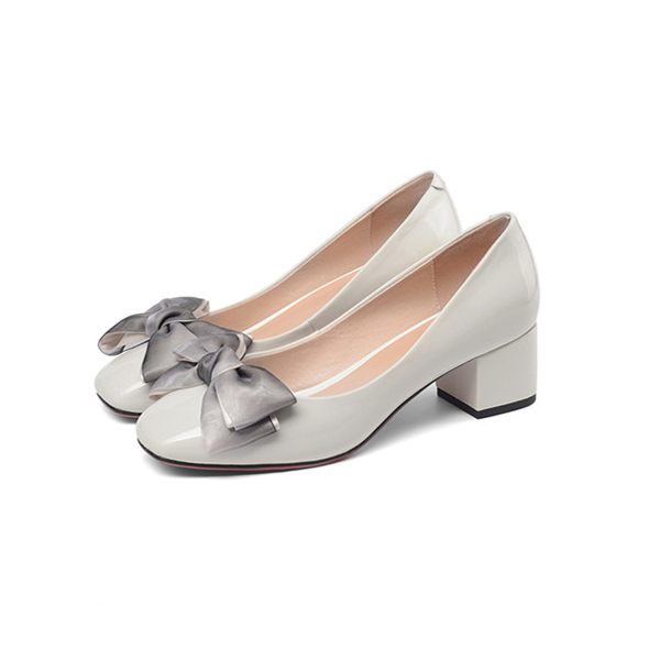 New Fashion England Style Dress Shoes Ladies Featured Image