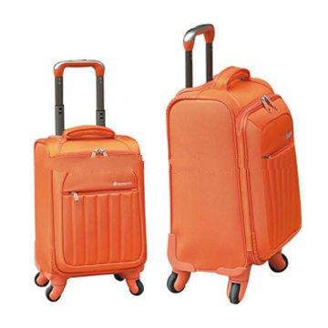 3pcs nylon soft suitcases set
