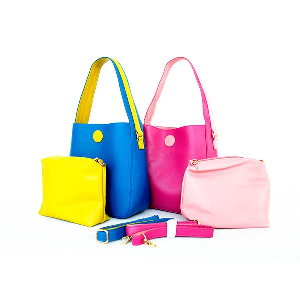 Style Blank Travel Outdoor Women Single Shoulder Messenger Tote Bag