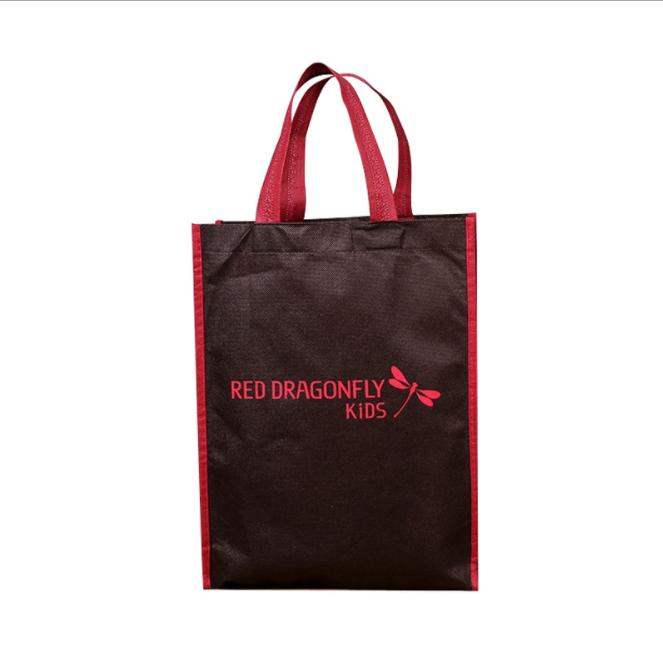Lululemon Shopping Eco Tote Bag PP Non Woven Custom Bags