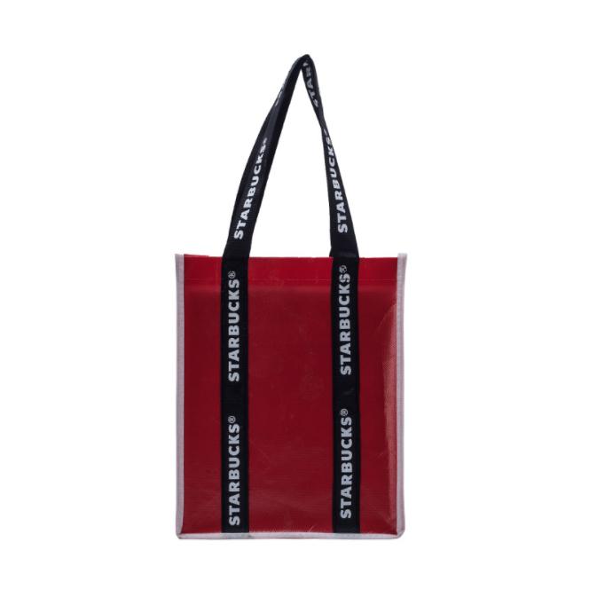 Customized shopping tote ultrasonic PLA Non Woven Bag