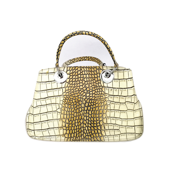 New Trend Multi-function fit in well Fashional Women Crocodile Leather Handbag in 2019