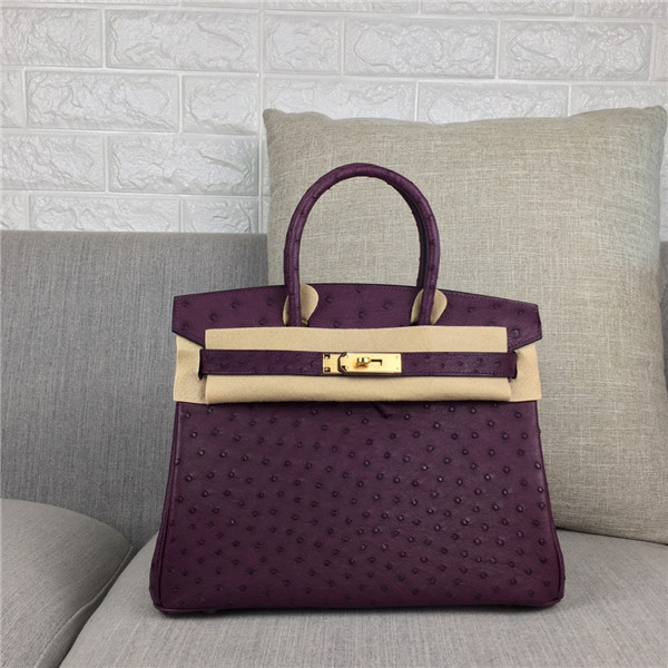 High Quality Fashion Ostrich Skin Women Designer Bags from bags Manufacturer