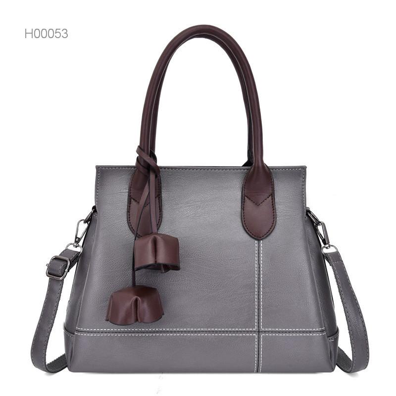 Fashion Hand Bag Genuine Leather Bags Women Handbags For Lady