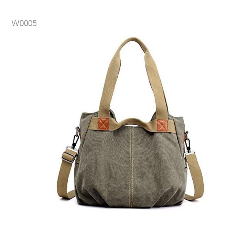 New style design fashion hot sale reusable Eco-friendly cotton canvas material women tote bag