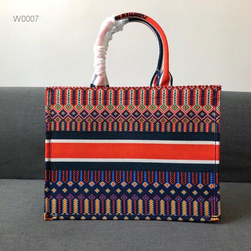 Large Capacity Cotton Shopping Bag Canvas Tote Bag Women