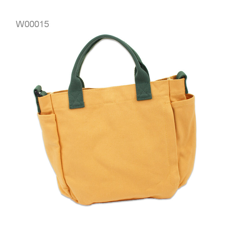 High Quality Womens Oem Canvas Tote Bags Eco Canvas Bag