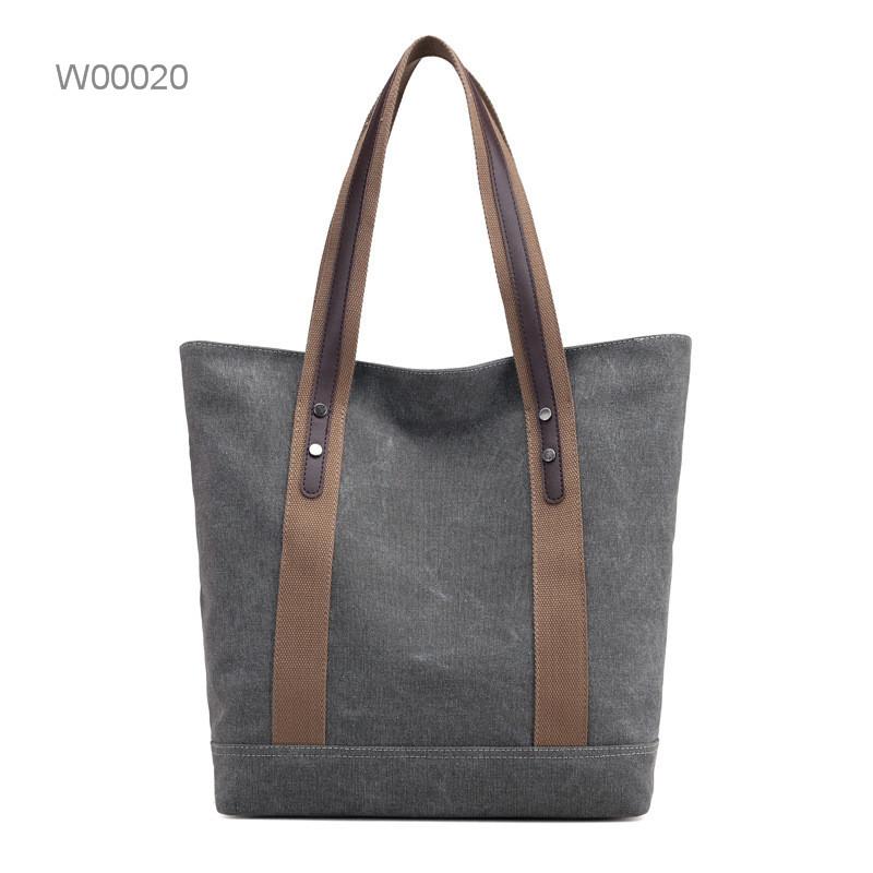Canvas Tote Bag Handmade Bags Women Handbag Fashion Canvas Bag
