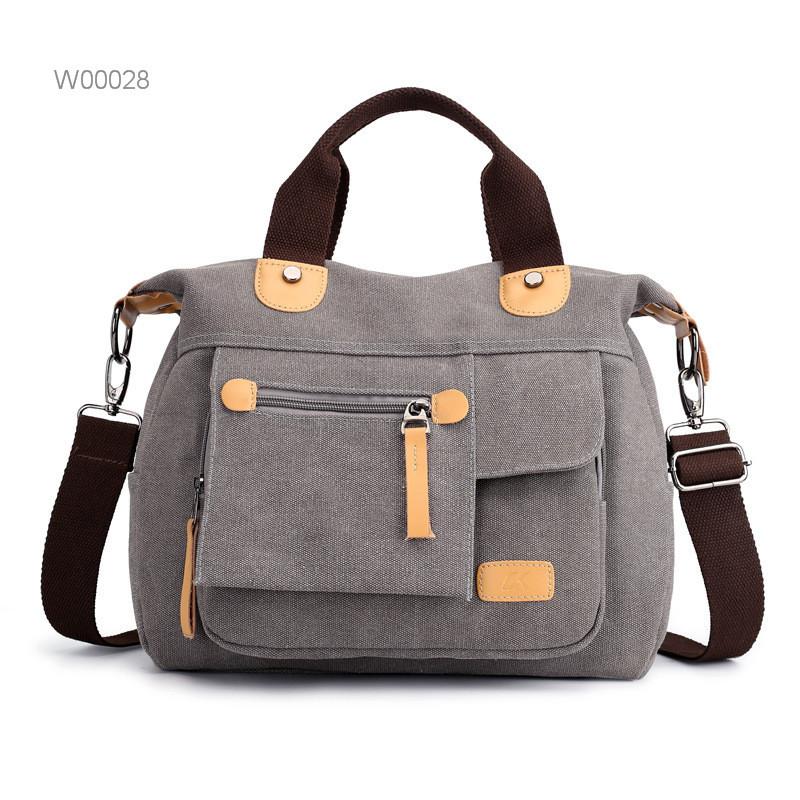 beach bag women canvas travel shopping bag eco friendly