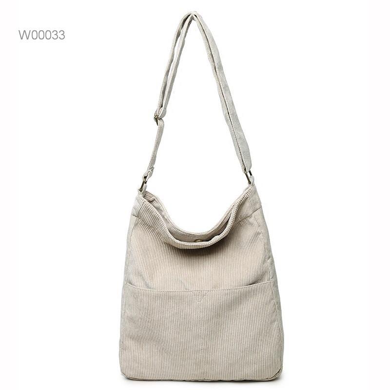 Custom Reusable Women Canvas Market Shopping Tote Bag