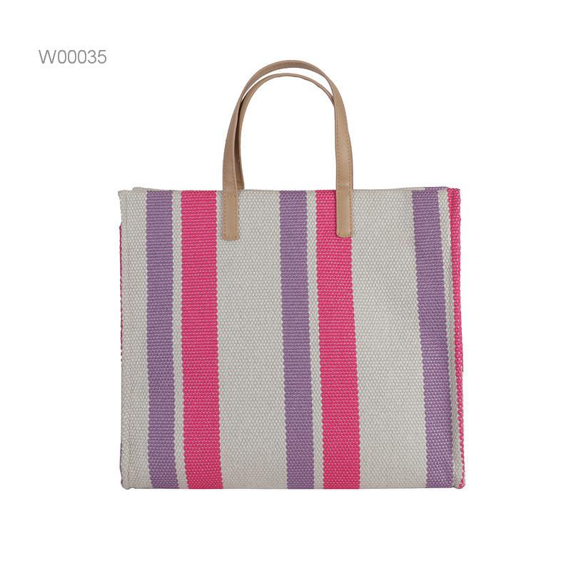 2019 New Customized Logo Printing Woman Shopping Handbag Student Tote Bag Eco Canvas Bag
