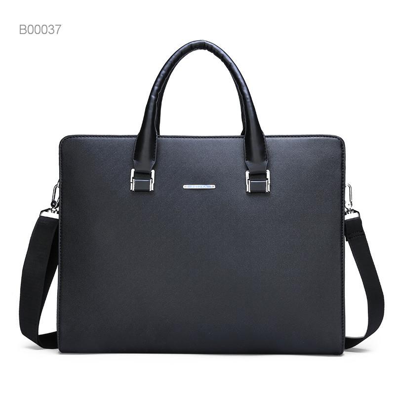 Custom Design Business PU Leather Men Cross Shoulder Bags
