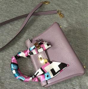 Fashion Silk Satin Scarf For Bag Decorations Silk Accessory
