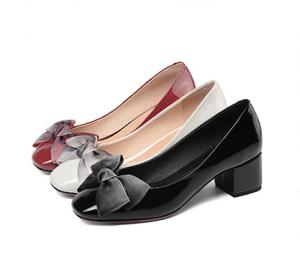 New Fashion England Style Dress Shoes Ladies