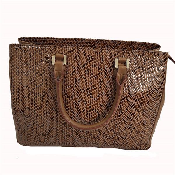 Latest classical luxury large capacity handbag can be customized leather bag