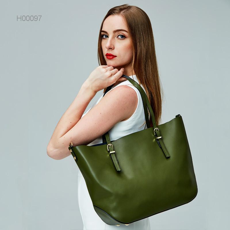 Bags Woman Handbag for Female Color Contrast Ladies Shoulder Bag