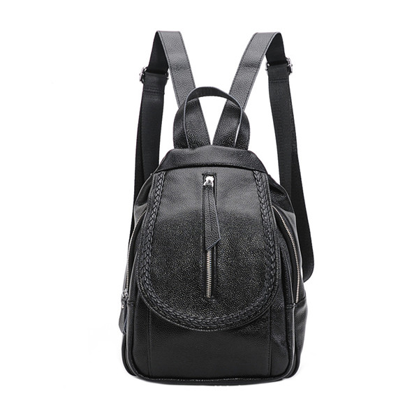 Simple And Stylish Vintage School Bag For Student College Backpacks