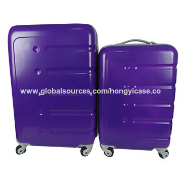 3-piece set trolley case made of ABS