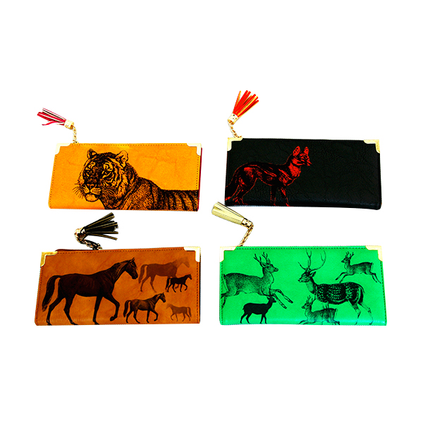 Customized Women Classic Fashion Animal Totem Wallet in 2019 Featured Image