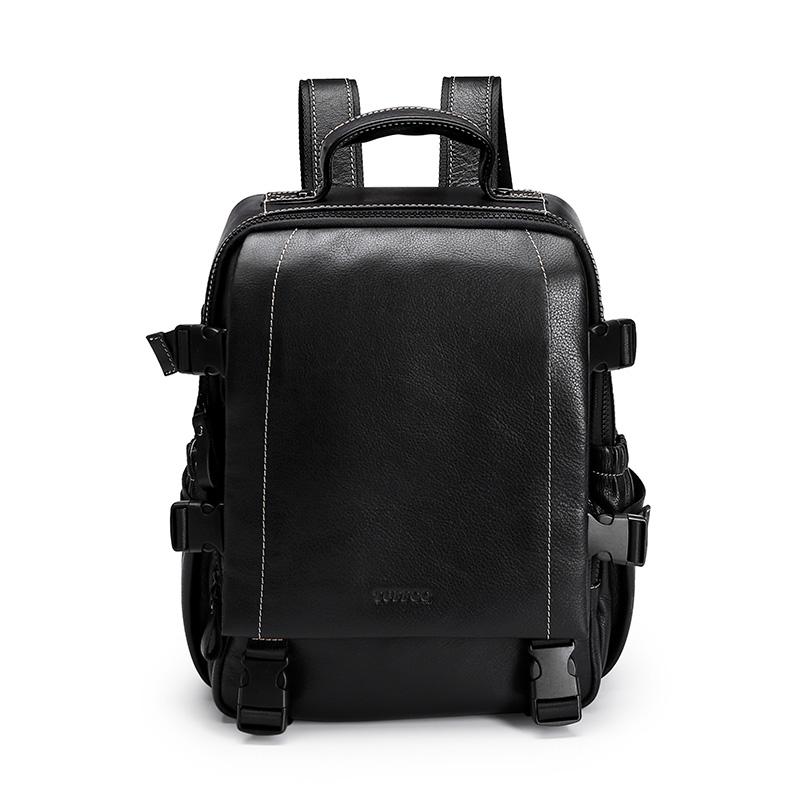 Genuine leather Backpack. Casual backpack, School Backpack.Travel Backpack