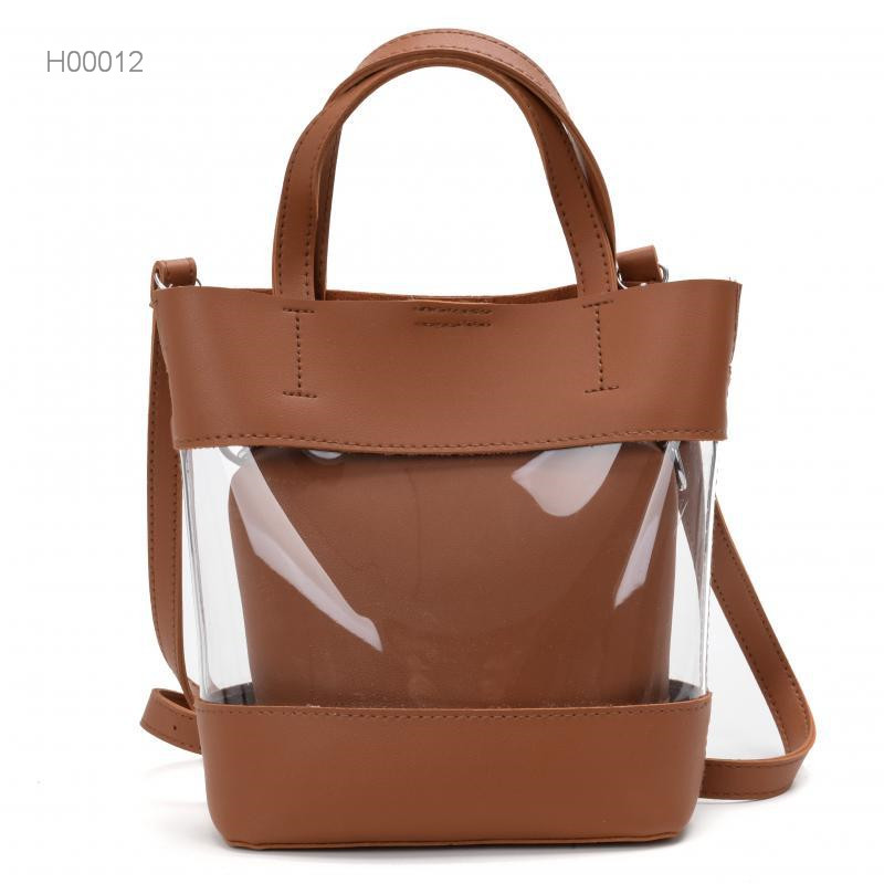 2019 Fashion Lady PU Leather Purse Tote Bags Women Handbags