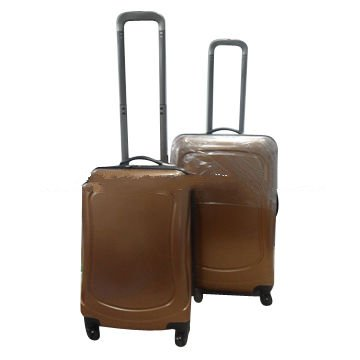ABS trolley luggage with good quality