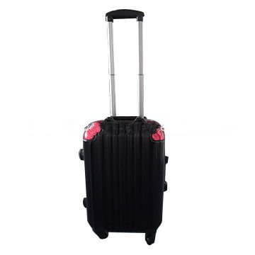 ABS aluminum frame hardshell luggage