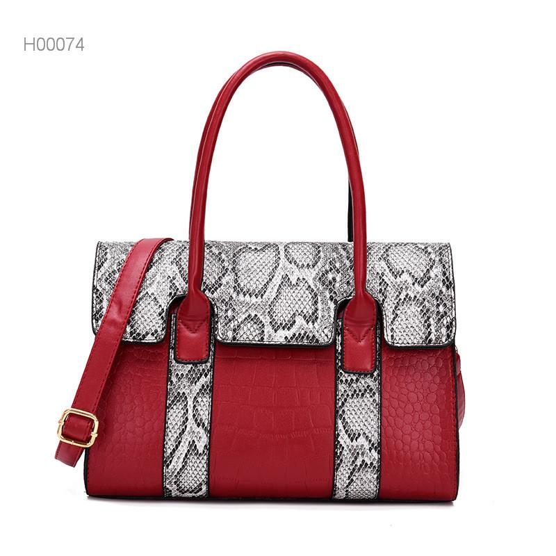 New fashion wholesale portable fashion travel PU bags women handbags