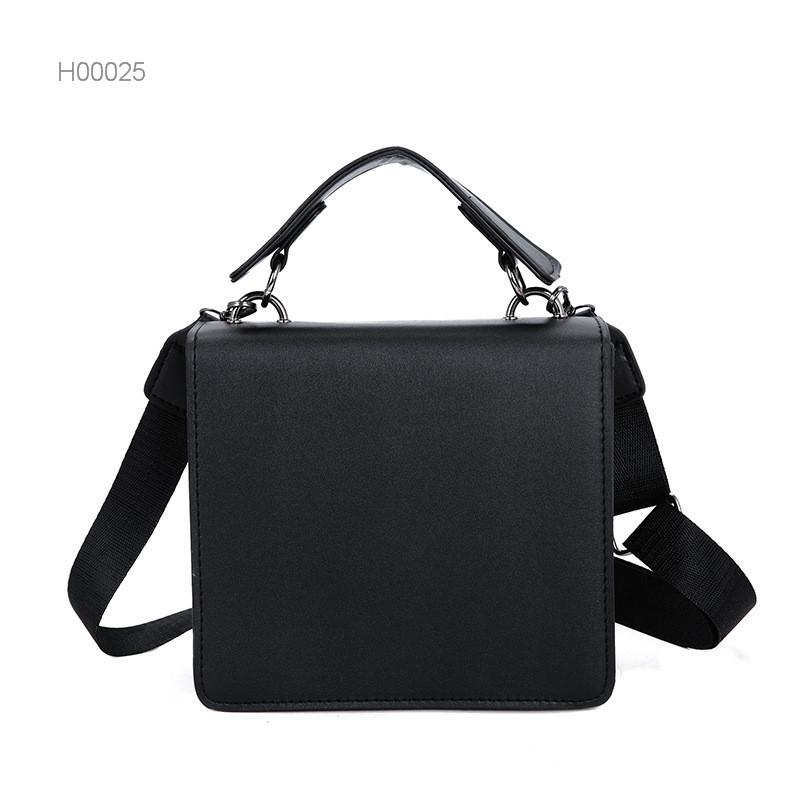 Promotion Custom Pu Leather Wallet Bags Women Handbags