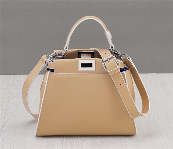 Women Rude Cowhide Leather Satchel Bag For Ladies Custom Private Label Handbags