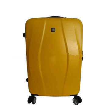 20, 24 and 28 Inches ABS + PC Hard Side Trolley Luggage