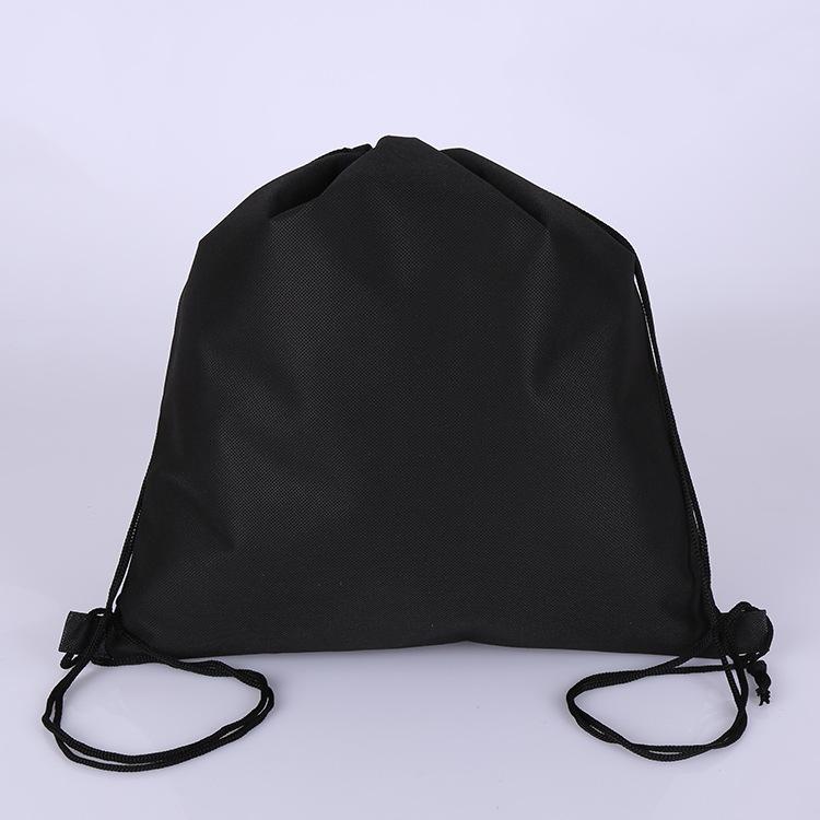 Promotinal Colorful Non Woven Drawstring Bag/Non Woven Drawstring Backpack
