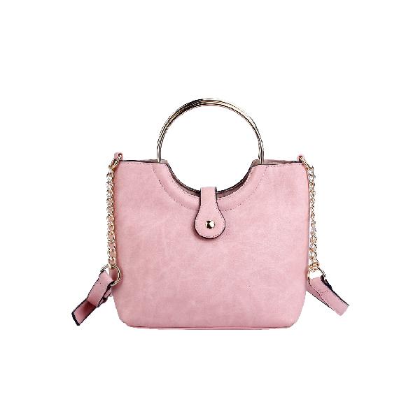Handbag With Ring