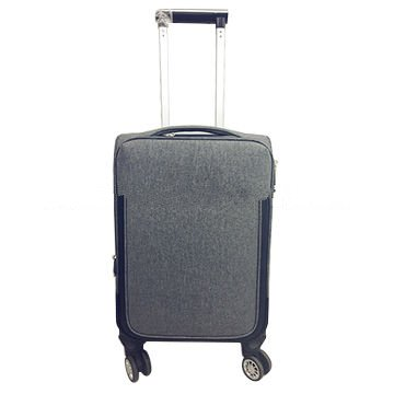 20/24/28-inch 3pcs luggage set with 4 spinner wheels
