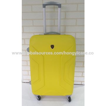 ABS+PC Simple Expandable Luggage
