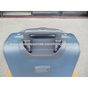 Lightest polyester luggage set
