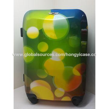 ABS medium trolley luggage bag