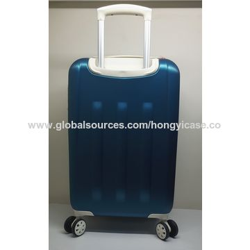 ABS carry-on luggage with computer pocket