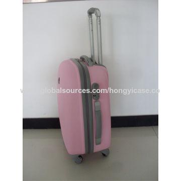 Flight cabin ABS zipper luggage