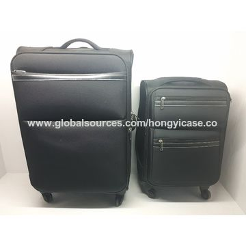 Fashion polyester luggage sets for business