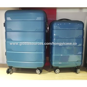 Colorful ABS trolley case set