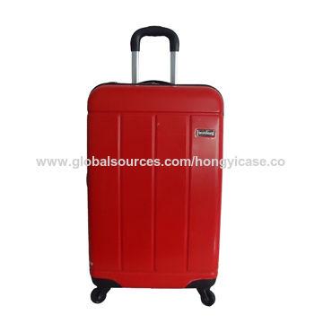 China ABS hard luggage case
