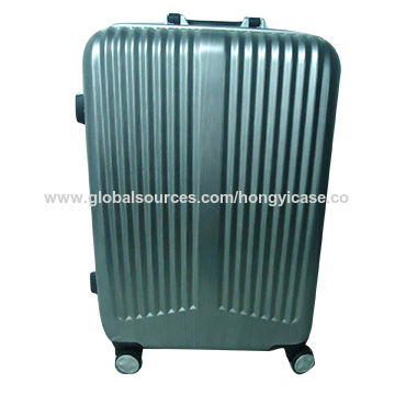 China factory ABS PC trolley luggage