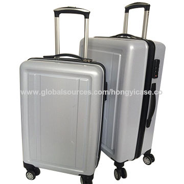 China hard shell PC luggage