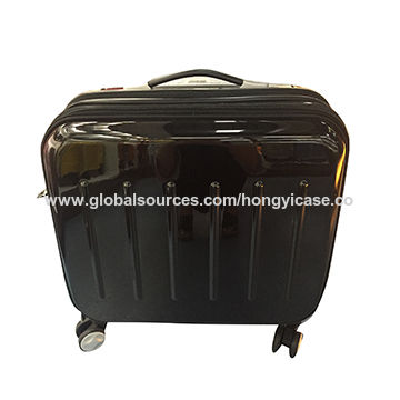 Dark PC cabin business luggage