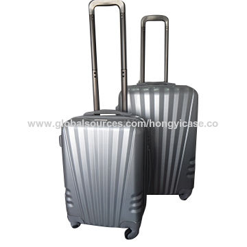 Durable 3pcs polycarbonate hard luggage set