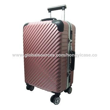 Durable aluminum alloy luggage set Featured Image
