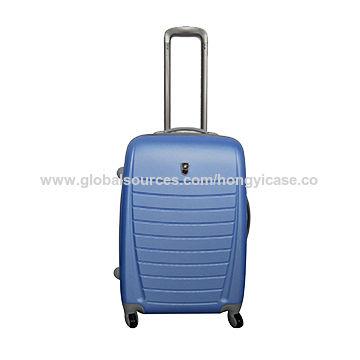 Durable flight ABS luggage with wheels