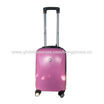 Factory Produced PC Hard-side Luggage