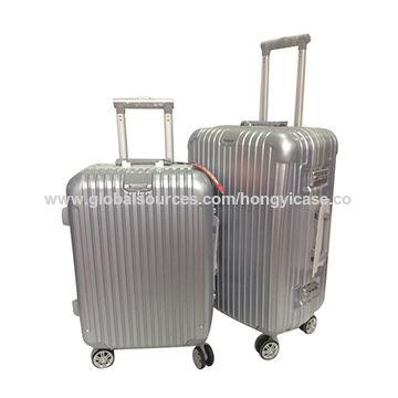 Fashion PC travel luggage aluminium frame